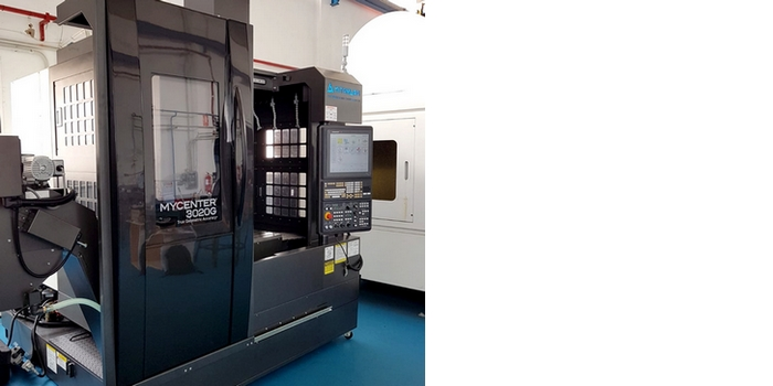 New Kitamura high speed milling acquisition